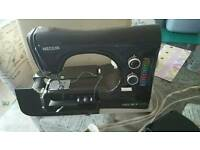 Vintage necchi sewing machine