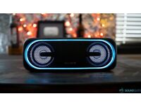 Sony SRS-XB40 Powerful Portable Wireless Speaker with Extra Bass and Lighting for sale