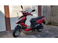 Lifan LF 50 QT-26 AERO scooter for sale - learner legal