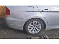 BMW Alloy wheels with free tyres