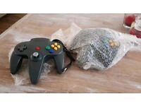 2x Usb n64 style gamepads controller