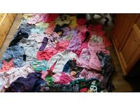 59 piece clothes bundle Girls (Age 4-5 )
