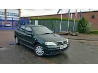 2004 Vauxhall Astra 1.6 Envoy Automatic Good MOT Cheap Auto Car Not Vectra Focus Golf Fiesta Megane