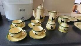 Zeller keramik 19 pc collection