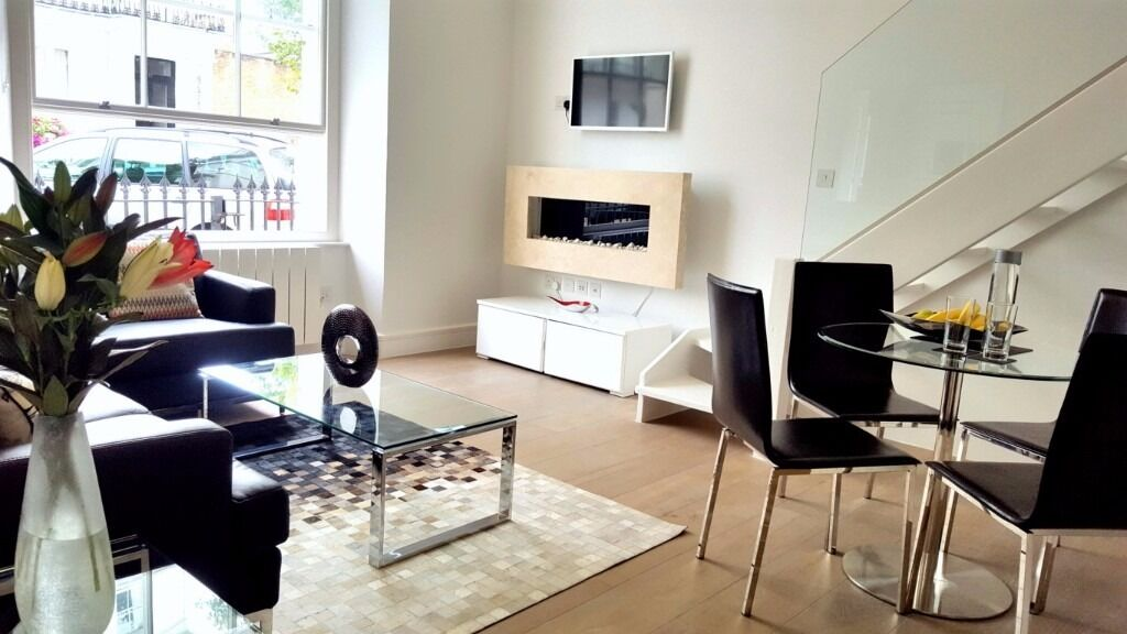 GORGEOUS FLAT IN NOTTING HILL AREA! 1 BEDROOM! ZONE 1! ALL BILLS INC! - MOVE IN NOW!
