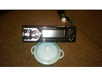Car mp3 with bluetooth/usb/sd/am/fm stereo. RD-5850
