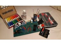 Complete Model Hobby & Craft Kit ideal for Airfix, Revell, Tamiya Model Kits (Everything Included)