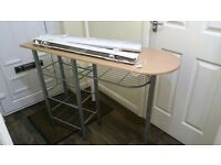 GIVE FOR FREE PENINSULA TABLE + 2 VENETIAN BLINDS W 870 mm