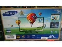 "40"" SAMSUNG LED 3D TV"