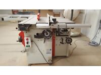 AWC4 250mm DeLuxe Combination Machine