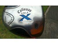 Callaway X460 Driver High Trajectory