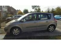 Renault Megane Scenic.