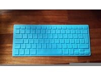 Silicon keyboard protector for macbook pro 15 inches - £1!