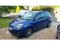 Ford Fiesta ST, 2007, Low Miles, Full History, Full Leather, Upgraded Alloys and Lights