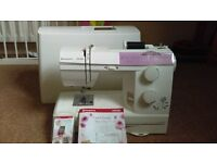 HUSQVARNA VIKING Sewing Machine Eden Rose Ltd Edition - As New Bargain £200 ovno