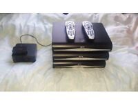 3×Sky+ HD Boxes and on demand