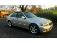 Lexus is 200 long mot