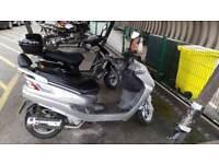 Sym Joyride 180cc moped motorbike