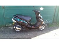 pegeout v clic,2011,50cc,project,moped