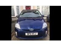 Toyota Prius Hire /Rent from £110P/W (PCO, UBER,Taxi is Ready for Road )