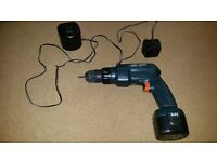 Black & Decker KC8441c 8.4V cordless drill with charger