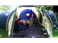 Suncamp 12 man tent