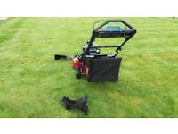 Toro Timemaster 30Inch dual cut lawnmower