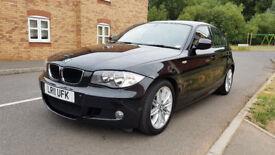 BMW 1 Series 2.0 123d M Sport 5dr -