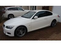 BMW 3 Series 318i M sport Coupe 2.0