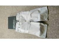 Iris Elba Superdry shorts 30W