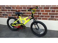 "2 x Children's bikes for sale (18"" and 20"" wheels)"