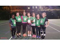 New Ladies Social Netball League starting in February