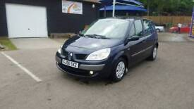++++QUICKSALE WANYED RENAULT SCENIC 56 PLATE DIESEL+++WITH MOT DRIVES PERFECT++++