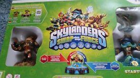 skylander Nintendo wii figures
