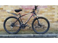 FULLY SERVICED MOUNTAIN GIANT REVEL WITH HYDRAULIC BICYCLE