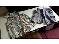 Boy clothes from 9-12mount