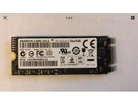 Sandisk SSD 128gb SD6SP1M-128G-1002, SSD X110
