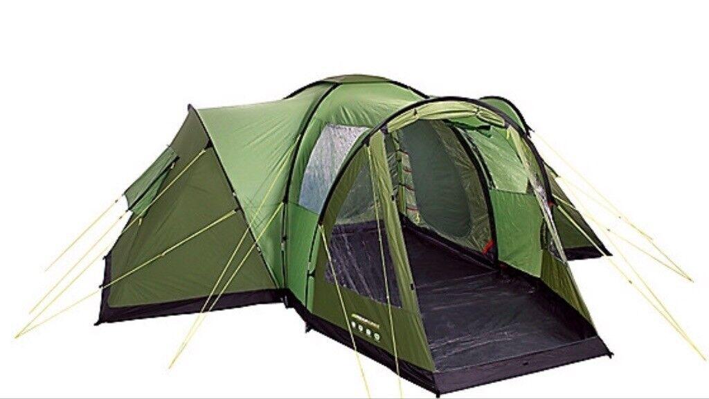 Urban Escape Kurai 6 Man Tent 3