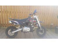 m2r 110cc pitbike