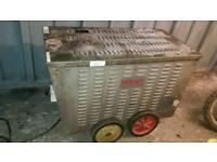 Nixion 240v diesel pressure washer jet wash spares or repair