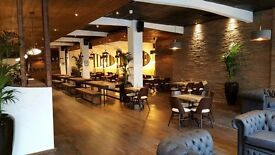 Experienced Full-time Bar Staff wanted for 'Barley & Rye – Bier Bar & Kitchen'