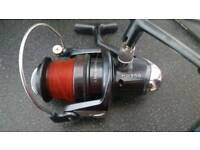 Sea beach casting Fishing reel HR850, never used