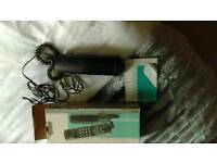 Philps corded phone black