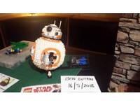 Lego Star Wars BB8 - 100% COMPLETE