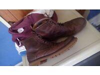 Boots clarkes yellowdoor (leather brown )