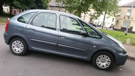 56reg CIROEN picasso ,very clean and 100% reliable MPV
