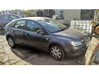 FORD FOCUS LX AUTO 1.6 L PETROL 2005 spares and repairs