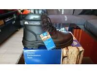 Safety work Boots size 10 New