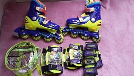 Boys inline skates
