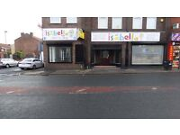 Commercial Shop Unit TO LET on Townsend Lane - Large size with storage to rear